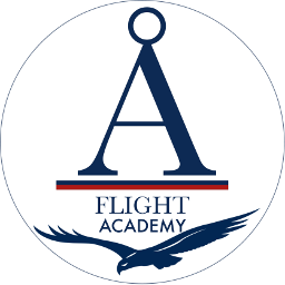 atlantis flight academy logo