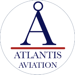 logo atlantis aviation